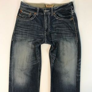 Big Star VOYAGER Loose Fit Jeans 34S